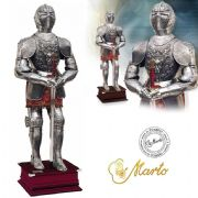 Carlos V Suit of Armour by Marto of Toledo Spain - Full Size - Bas Relief